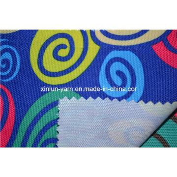 Tissu 100% de tapisserie d'ameublement de polyester pour la chaise / sofa