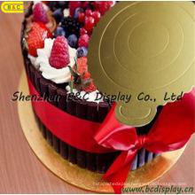 Lovely and Fashion Masonit Cake Board, Mini Cake Tray with FDA Use (B&C-K068)