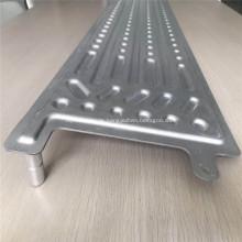 Aluminium Lithium Batterie Kühlplatte Design entwickeln