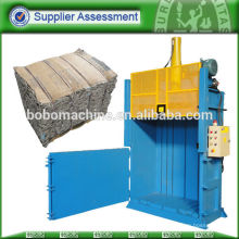 good quality vertial baler for loose material