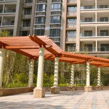 Composite Wood Pergola, Customized Design