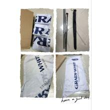 Drapeaux de plumes imprimés de qualité en vente