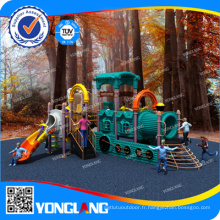 Équipement de terrain de jeux de train