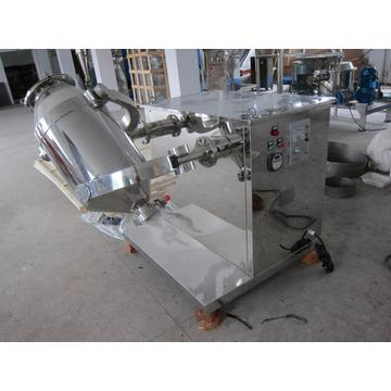 Industrial 3-Dimension Motion Blending Equipment for Dry Powder Mixing