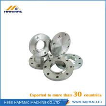 DIN EN 1092-1 flange roscada de alumínio