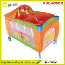 Fabricante Baby Play pátio Diaper Changer Canopy com brinquedos
