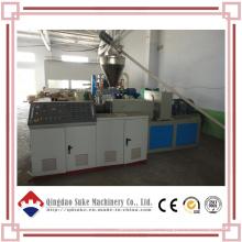 Chaîne de production de machine d'extrusion en plastique