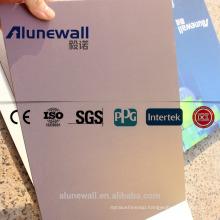 Alunewall Dreamx Spectrum Finish Aluminum Composite Panel / ACP Sheets