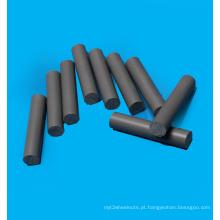 Barra de PVC personalizada resistente ao desgaste Haste sólida de PVC