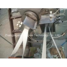 Nouvelle extrudeuse automatique de ligne d'extrusion de bord de PVC