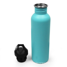 Color changing as temperature custom logo sports water bottle stainless steel