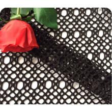 100% Nylon schwere Spitze Stoff für Hochzeit Kleid, Dustgreatcoat.