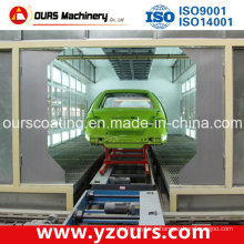 Automatic Paint Spray Line for Car and Motorcycle