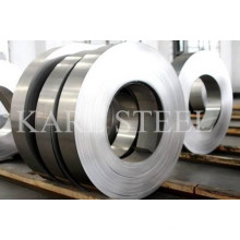 Alta calidad 201 2b Acabado de bobina de acero inoxidable