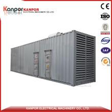 640kw Cummins Power Generation with Global Warranty for Bangladesh