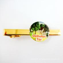 Barra de lazo del oro para la ropa (m-TB05)