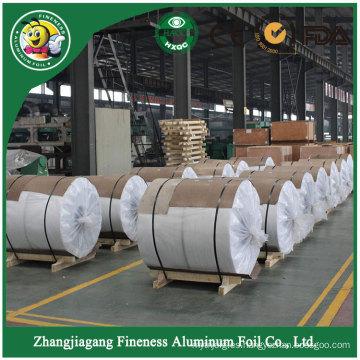 Precio inferior Nuevo rollo de embalaje de papel de aluminio de la llegada