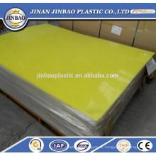 precio bueno de la fábrica de China claro y plexiglás del color 5m m