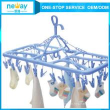 Neway Foldable Plastic Hanger