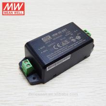 Günstige Original MEANWELL 30W Miniatur gekapselt Open Frame Netzteil mit Schraubanschluss 5VDC AC / DC-Wandler IRM-30-5ST