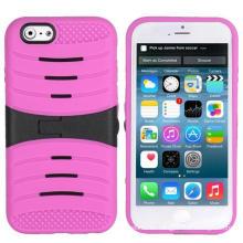 Heavy Duty Impact Kickstand Phone Case para iPhone 6 Plus