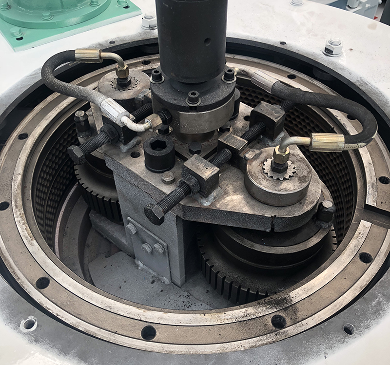 pellet mill ring die