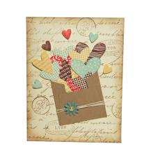 New Design Custom Gift Paper Greeting Card
