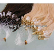 whosale high quality micro ring beads easy loop miro ring hair extension