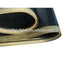 Jiangsu factory size customized PTFE seamless belt with kevlar LATERIAL reinforced