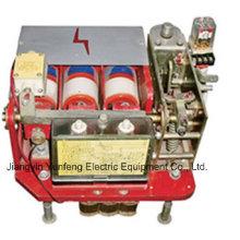 Interruptor de alimentación por vacío de la serie Dw80-400A utilizado principalmente en minas subterráneas