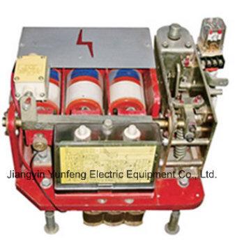 Interruptor de alimentación de vacío serie Dw80-400A utilizado principalmente en minas subterráneas
