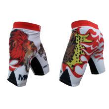 MMA Fight Shorts Custom MMA Shorts Compressão MMA Shorts