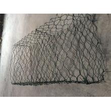 Hexagonal doble retorcido de malla / gabin cajas / Gabion colchón / Reno colchón