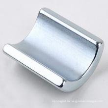 Неодимовые магниты с постоянным дуговым сегментом