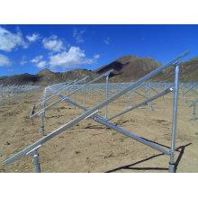 Soporte de energía solar para calentador de agua solar