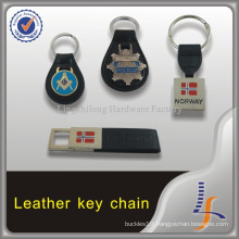 Promotional Leather Keychain Supplier