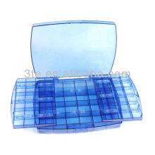 Пластиковая оптическая ящик для инструментов, большой набор инструментов