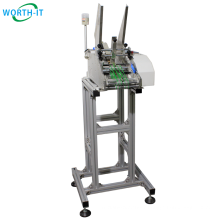 Paper Card folder Card Feeding Machines Automatic Plastic Card Feeder for labeling or inkjet printing