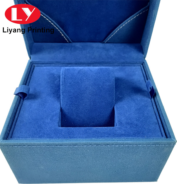 Watch Box With Cloth