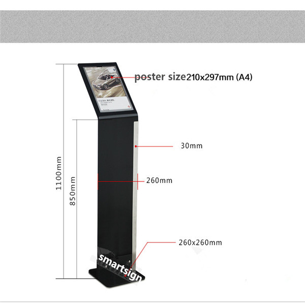 a4 poster holder