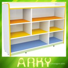 Kindergarten Furniture Multifunctional Storage Cabinet Toy Cabinet
