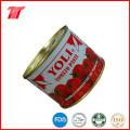 Органический здоровый 210 г консервированной томатной пасты с абсолютно Йоли