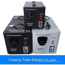 Compteur numérique à LED Radiateur à usage domestique AC Alimentation 230 V