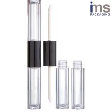Duo 4ml*2 Plastic Lip Gloss Container
