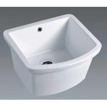 Bathroom Sanitary Ware Ceramic Laundry Tub (E001)