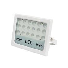 Alumínio da luz de inundação do diodo emissor de luz do favo de mel 20W e vidro moderado 110V 220V industriais