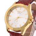 New Luxurious Men Business Leather Wrist Watch