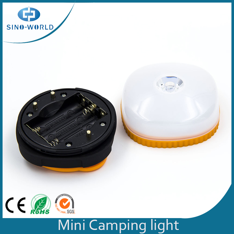 Rechargeable Mini Led Camping Lights