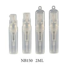 Flacon pulvérisateur en plastique pour parfum et lotion (NB148)