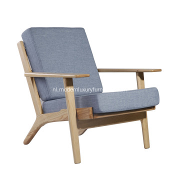 Kasjmier Hans Wegner Plank Arm Chair Replica
